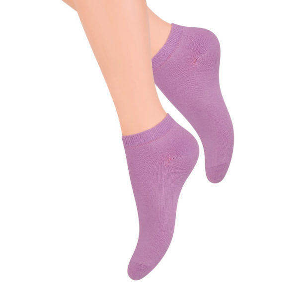 kolorowe stopki damskie wrzos